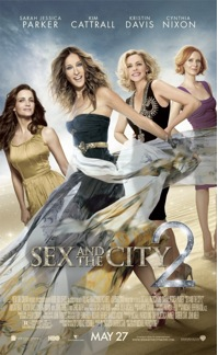 Sex and the City 2, 2010