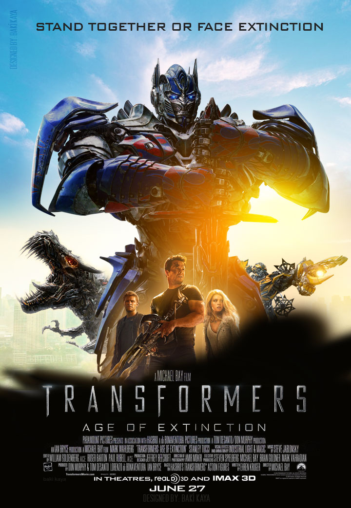 Transformers 4, 2014
